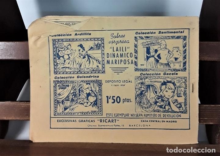 Tebeos: GRÁFICAS RICART. 18 EJEMPLARES. MADRID. SIGLO XX. - Foto 21 - 178199420