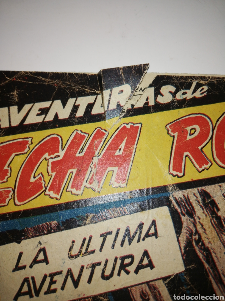 Tebeos: Flecha roja comic n 30 - Foto 2 - 178996136