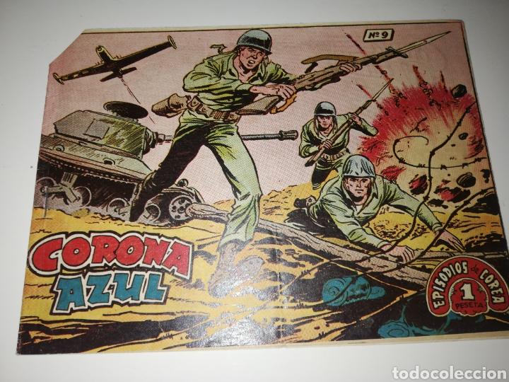EPISODIOS DE COREA COMIC N 9 (Tebeos y Comics - Ricart - Otros)