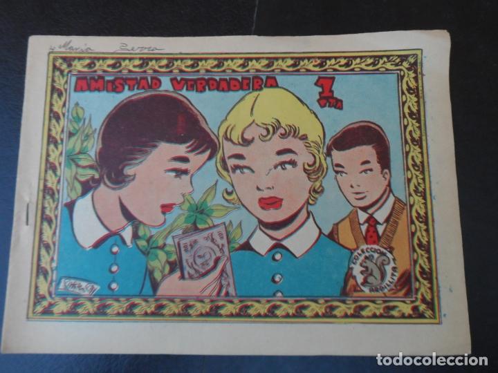 COLECCION ARDILLITA Nº 388 EDITORIAL RICART AMISTAD VERDADERA (Tebeos y Comics - Ricart - Otros)