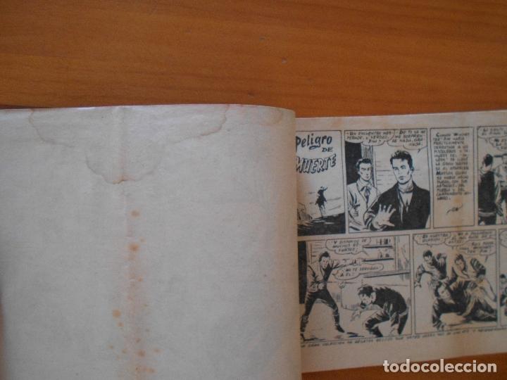 Tebeos: WINCHESTER JIM Nº 11 - PELIGRO DE MUERTE (H2) - Foto 2 - 180084593