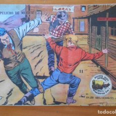 Tebeos: WINCHESTER JIM Nº 11 - PELIGRO DE MUERTE (H2). Lote 180084593