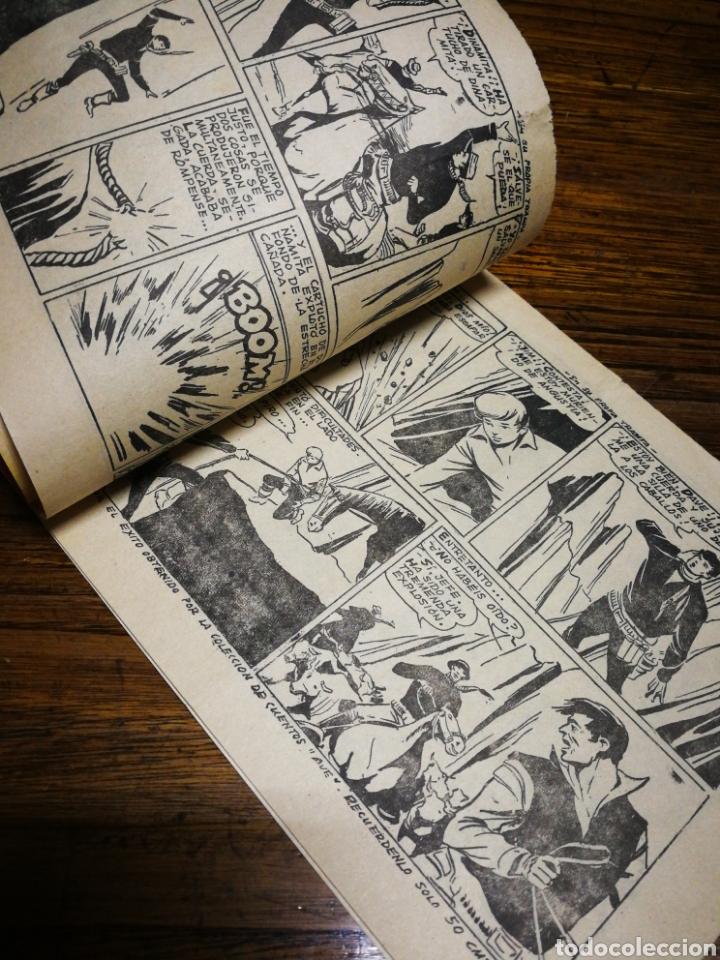 Tebeos: WINCHESTER JIM- EN SU PROPIA TRAMPA, N°19.EDITORIAL RICART. - Foto 2 - 180162561