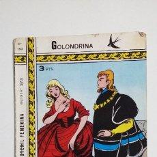 Tebeos: GOLONDRINA Nº 153. REVISTA JUVENIL FEMENINA. TDKC45. Lote 182616387