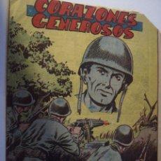 Tebeos: CORAZONES GENEROSOS N 16. Lote 183841662