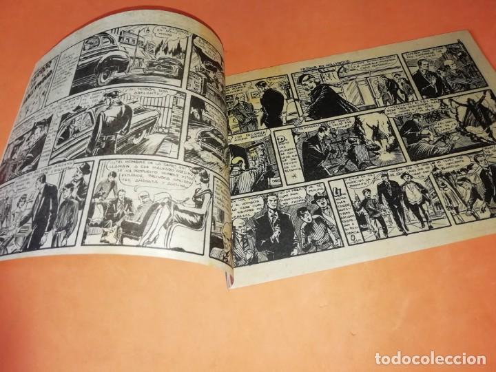 Tebeos: FLECHA Y ARTURO. Nº 2 LA FUGA. RICART. 1965. AVENTURAS DEL FBI. TERROR EN HOLLYWOOD. EDICOLOR 1958 - Foto 7 - 184336972