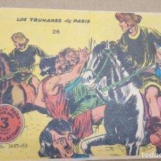 Tebeos: FLECHA Y ARTURO Nº 26 / RICART ORIGINAL DE 3 PESETAS. Lote 184550041