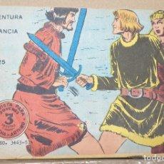 Tebeos: FLECHA Y ARTURO Nº 25 / RICART ORIGINAL DE 3 PESETAS. Lote 184550100