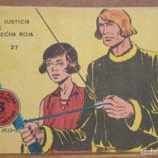 Tebeos: FLECHA Y ARTURO Nº 27 / RICART ORIGINAL DE 3 PESETAS. Lote 185722123