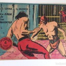 Tebeos: LOTE 2 EJEMPLARES FLECHA Y ARTURO - GRAFICAS RICART, ORIGINAL - GCH. Lote 186723583