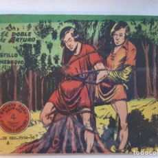 Tebeos: FLECHA Y ARTURO Nº 4 EXCELENTE ESTADO. Lote 187085357