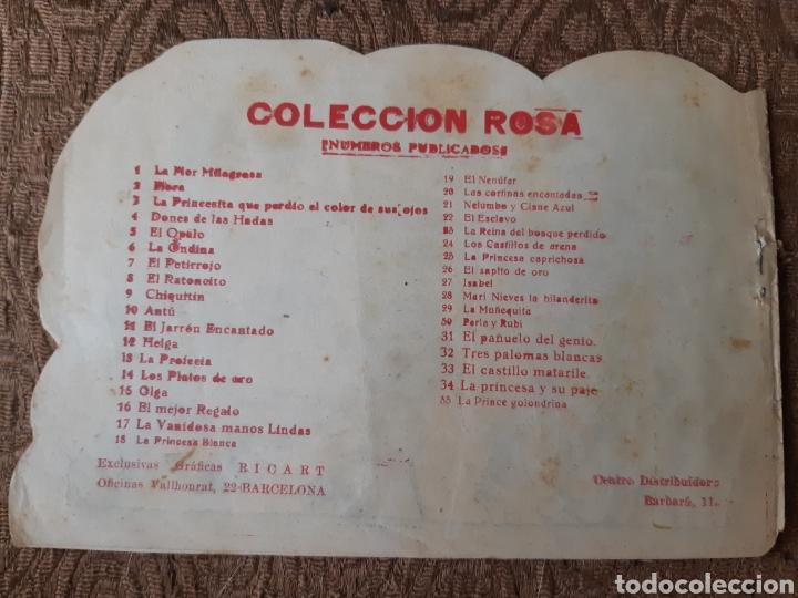 Tebeos: TEBEOS-CÓMICS CANDY - ROSA 35 - SERIE TROQUELADOS - RICART - AA98 - Foto 2 - 187511756
