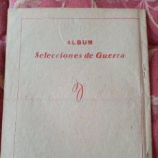 Tebeos: SELECCIONES DE GUERRA, TOMO 7. Lote 187585368
