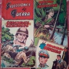 Livros de Banda Desenhada: SELECCIONES DE GUERRA, TOMO 7. Lote 187585368