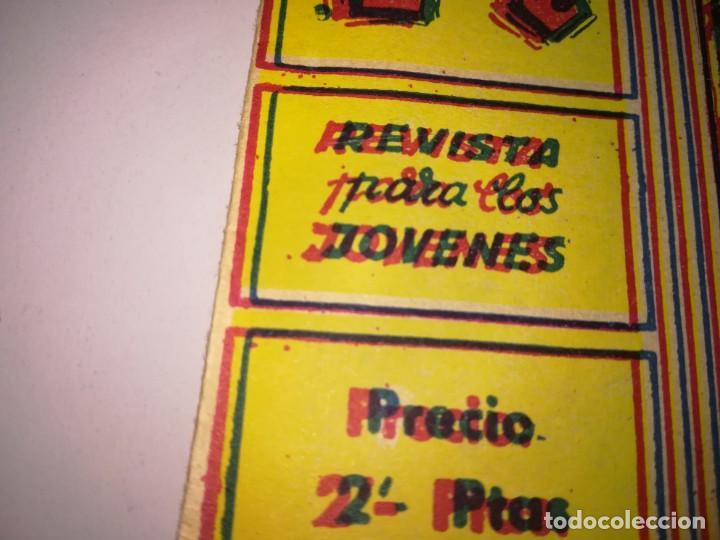 Tebeos: SAFARI Revista para los jóvenes NUMEROS 1,2,3,8,11,12,14,15 Y 16 - Foto 3 - 188497005