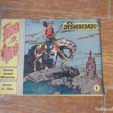 Tebeos: FLECHA Y ARTURO COLECCION COMPLETA 30 NUMEROS EDITORIAL RICART ORIGINAL 2 PTS.. Lote 189359497
