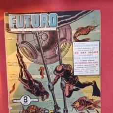Tebeos: FUTURO-Nº3-RICART-ORIGINAL. Lote 189392577