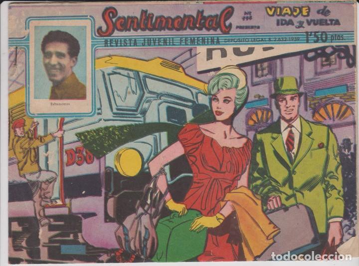 COLECCIÓN SENTIMENTAL -- Nº 80 Y414 (Tebeos y Comics - Ricart - Sentimental)