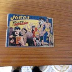 Tebeos: JORGA PIEL DE BRONCE Nº 12 EDITA RICART . Lote 193565358