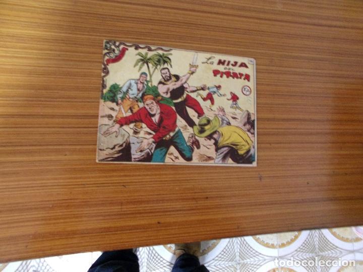 EL CORSARIO AUDAZ Nº 14 EDITA RICART (Tebeos y Comics - Ricart - Otros)