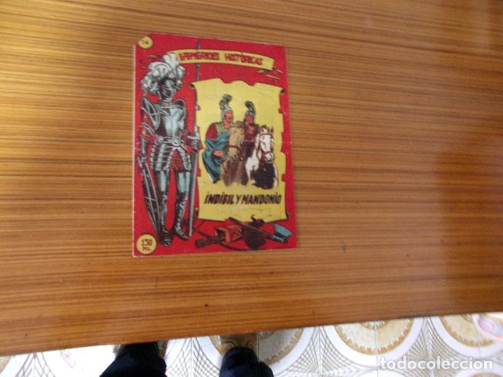 EFEMERIDES HISTORICAS Nº 14 EDITA RICART (Tebeos y Comics - Ricart - Otros)