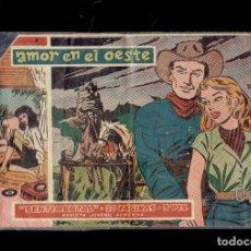Tebeos: COLECCION SENTIMENTAL AMOR EN EL OESTE GRAFICAS RICART. Lote 194284070
