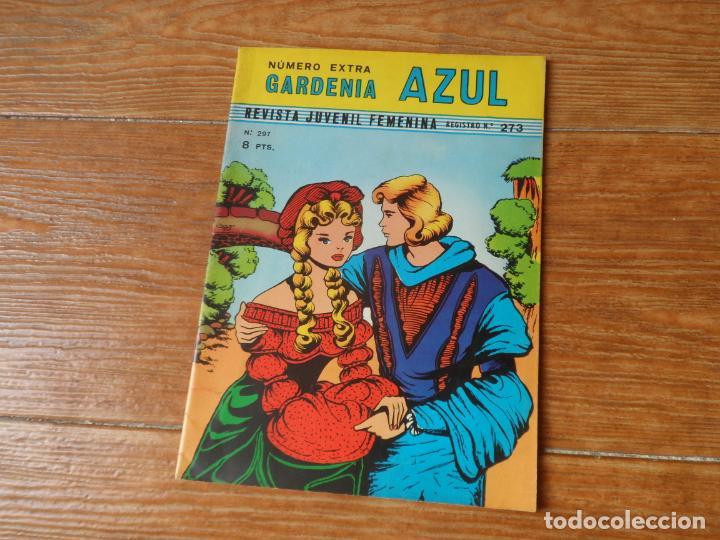 GARDENIA AZUL NUMERO EXTRA Nº 297 EDITORIAL RICART (Tebeos y Comics - Ricart - Otros)