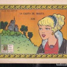 Tebeos: ARDILLITA Nº 325: LA CASITA DE MARFIL. Lote 195371758