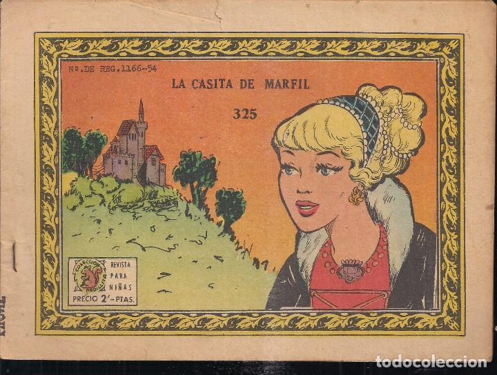 ARDILLITA Nº 325: LA CASITA DE MARFIL (Tebeos y Comics - Ricart - Otros)
