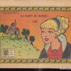 Tebeos: ARDILLITA Nº 325: LA CASITA DE MARFIL. Lote 195371900