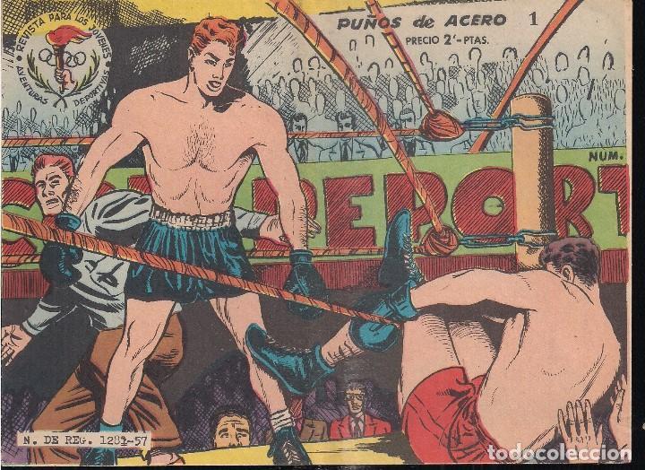 AVENTURAS DEPORTIVAS Nº 1 (Tebeos y Comics - Ricart - Aventuras Deportivas)