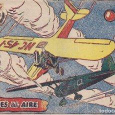 Tebeos: AVENTURAS DEPORTIVAS Nº 11 HEROES DEL AIRE. Lote 195486626