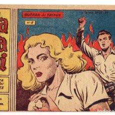 Tebeos: SAFARI Nº 8 (RICART 1965). Lote 195602165