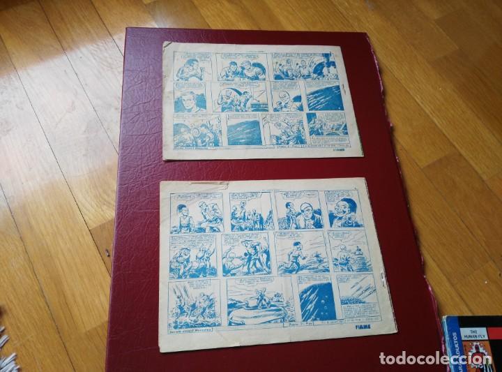 Tebeos: PLATILLOS VOLANTES 16 Y 17 2ª SERIE. RICART 1963 - Foto 2 - 196219631