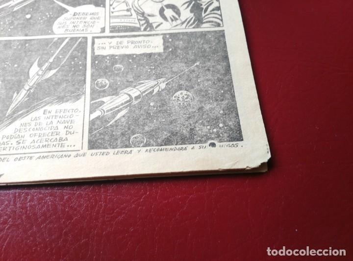 Tebeos: PLATILLOS VOLANTES 16 Y 17 2ª SERIE. RICART 1963 - Foto 3 - 196219631