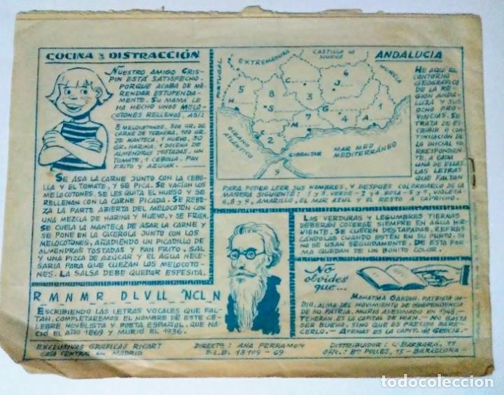 Tebeos: coleccion golondrina nº 89 los competidores año 1970 Ricart - Foto 2 - 196230917