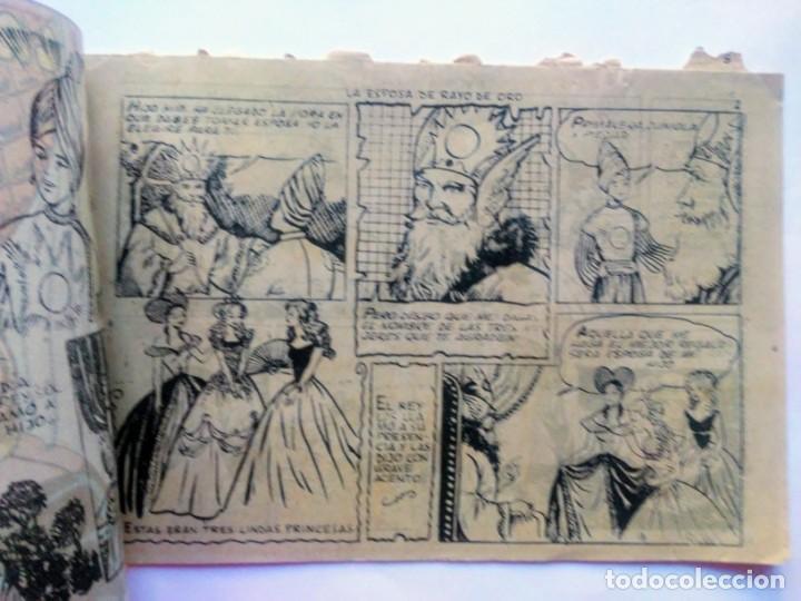 Tebeos: Coleccion ave n° 27 la esposa de rayo de oro - Foto 2 - 196327938