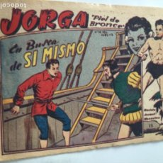 Tebeos: JORGA- EN BUSCA DE SI MISMO- NUM. 15. Lote 196603997