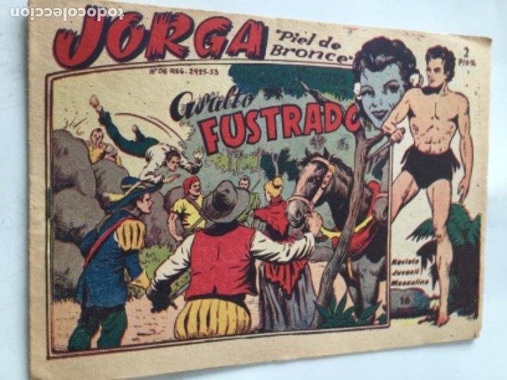 JORGA- ASALTO FRUSTADO- NUM. 16 (Tebeos y Comics - Ricart - Jorga)