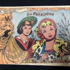 Tebeos: LA PUEBLERINA Nº 72 - COLECCION GACELA. Lote 196634680