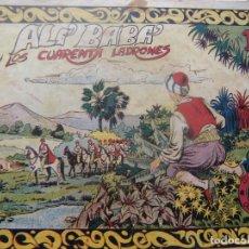 Tebeos: CUENTOS ORIENTALES NÚM. 13 - ALÍ BABA Y LOS CUARENTA LADRONES. Lote 198579881