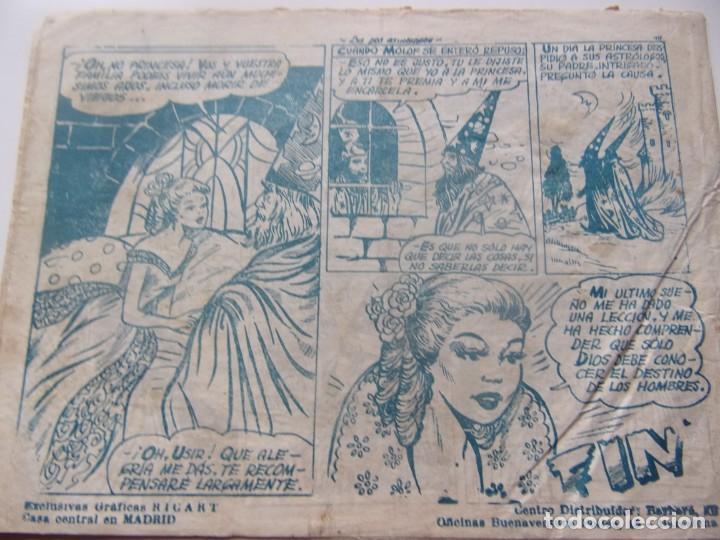 Tebeos: COLECCIÓN ARDILLITA -LOS DOS ASTRÓLOGOS - Foto 2 - 199172960