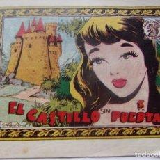 Tebeos: COLECCIÓN ARDILLITA NUM. 145- EL CASTILLO SIN PUERTAS. Lote 199173230