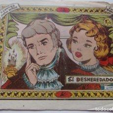 Tebeos: COLECCIÓN GOLONDRINA NÚM. 28- EL DESHEREDADO. Lote 199174450