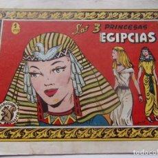 Tebeos: COLECCIÓN ARDILLITA - LAS TRES PRINCESAS EGIPCIAS. Lote 199174517