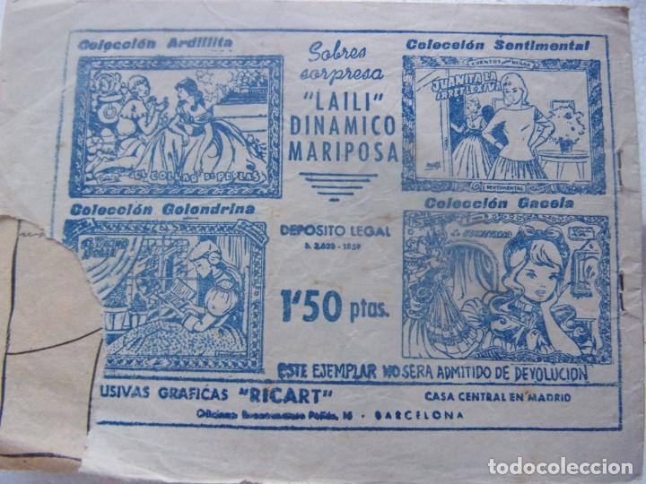 Tebeos: COLECCIÓN GACELA - SUCEDIÓ A PESAR DE TODO - Foto 2 - 199256141