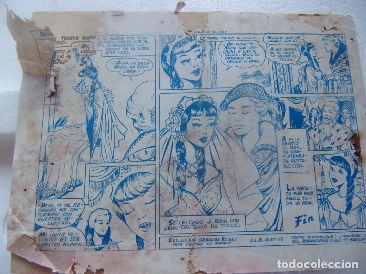 Tebeos: COLECCIÓN GOLONDRINA NÚM.313 - EL AGUA DE LA VIDA - Foto 2 - 199256560