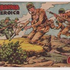 Tebeos: HOMBRES AVENTUREROS Nº 31 COBARDIA HEROICA EDITORIAL RICART NUEVO SIN LEER. Lote 199855881
