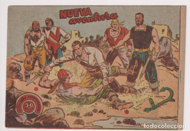 HOMBRES AVENTUREROS Nº 60 NUEVA AVENTURA EDITORIAL RICART NUEVO SIN LEER (Tebeos y Comics - Ricart - Otros)