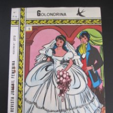 Tebeos: GOLONDRINA (1968, RICART) -EXTRA CUENTOS- 276 · 1968 · GOLONDRINA. Lote 199991487
